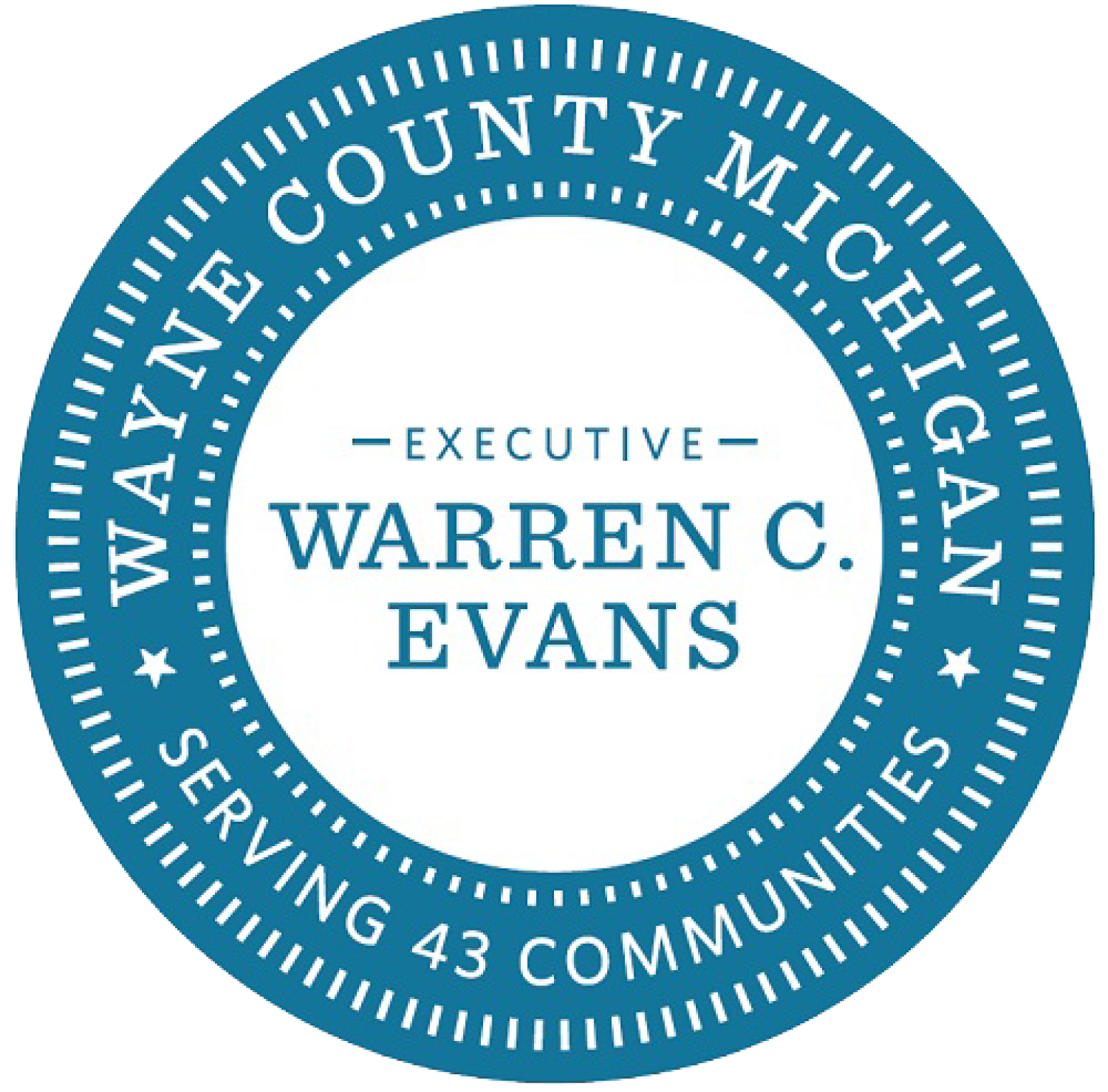 Warren Evans, Wayne County Executive